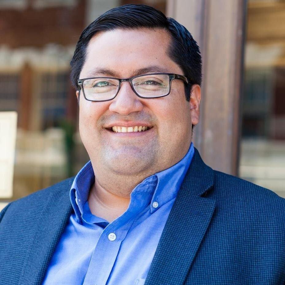 A photo of Jesse Arreguin