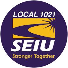 A photo of SEIU 1021 – Service Employees International Union