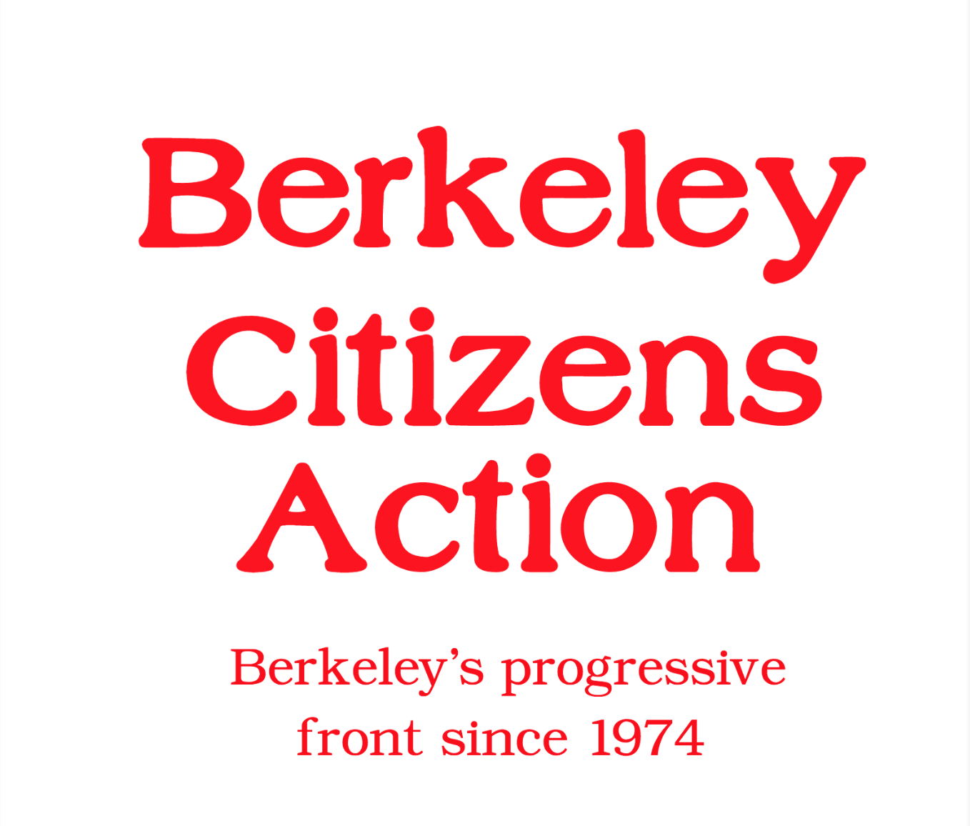 A photo of Berkeley Citizens Action