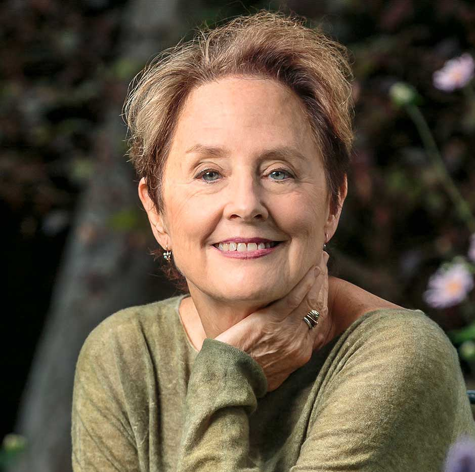 A photo of Alice Waters