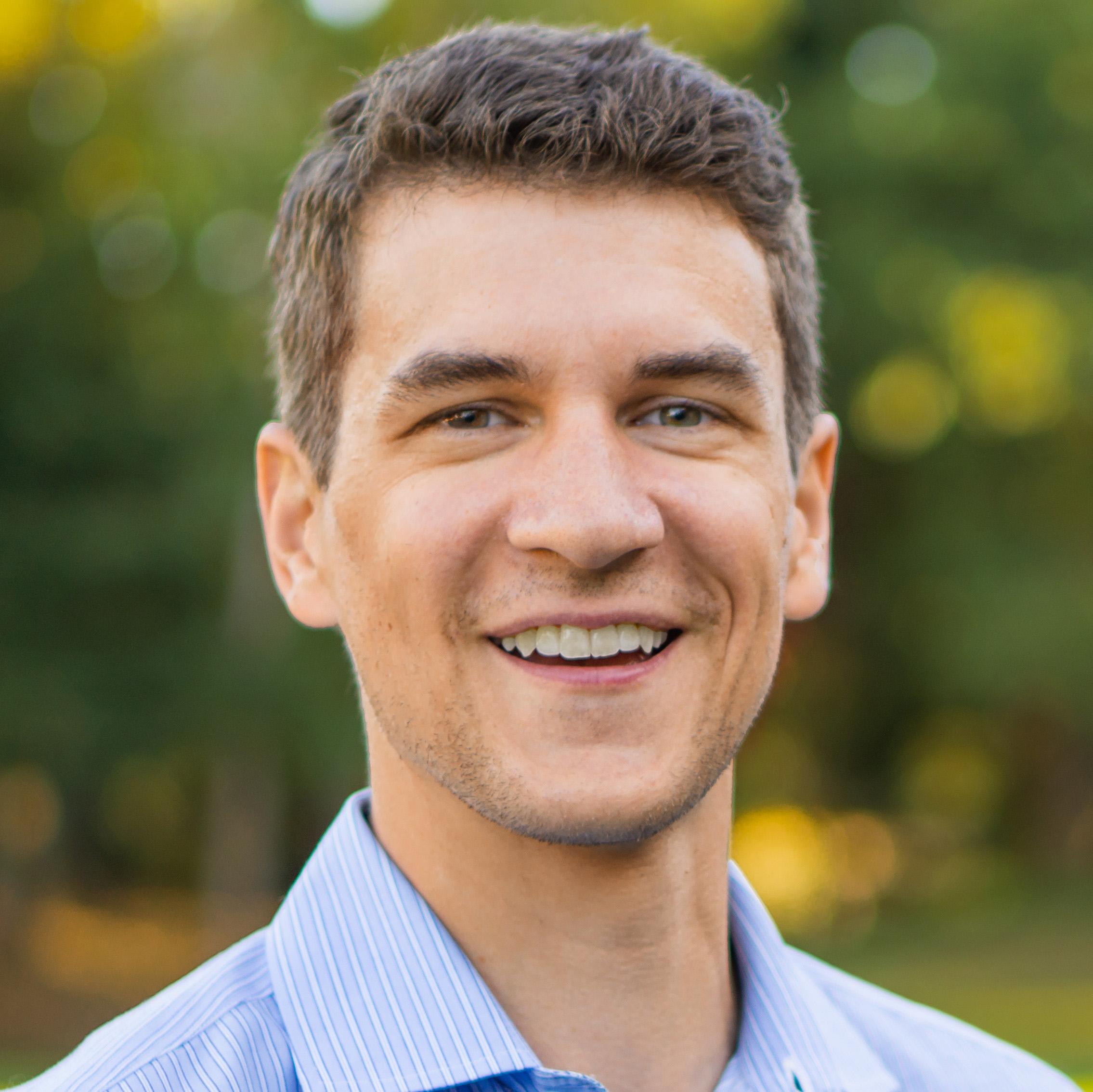 A photo of Alex Sharenko