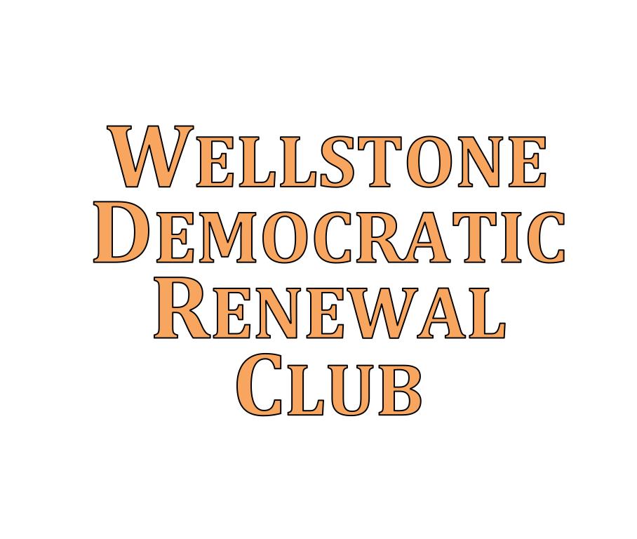 A photo of Wellstone Democratic Renewal Club