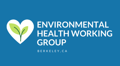 A photo of Environmental Health Working Group of the Berkeley Climate Action Coalition
